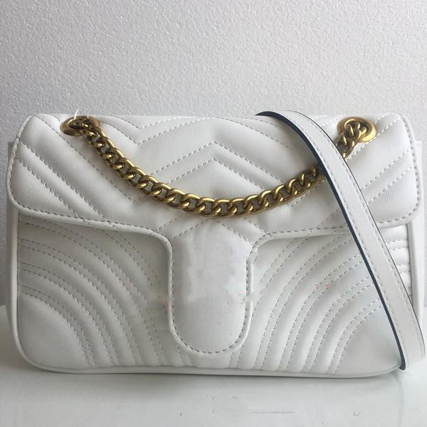 2020 Hot Sale Fashion Vintage Handbags Women bags Designer Handbags Wallets for Women Leather Chain Bag Crossbody and Shoulder Bags #78035c#