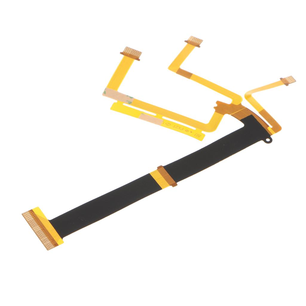 Lens Aperture Anti Shake Flex Cable FPC Ribbon for Canon 18-55m is II /& III