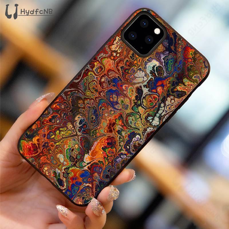 2020 beso de Gustav Klimt caja del teléfono para el iPhone 11 casos pro XS MAX 8 7 6 5 6S Plus X 5S SE XR por mayor