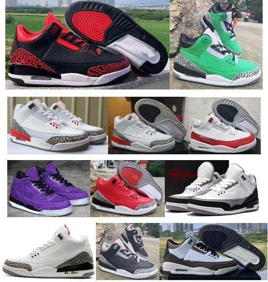 С Box 3s Тинкер University Red Oregon Ducks Mens Basketball обувь переключатель Patch Дизайнер кроссовки 3 Black Цементные Man Корзины Спортивная обувь