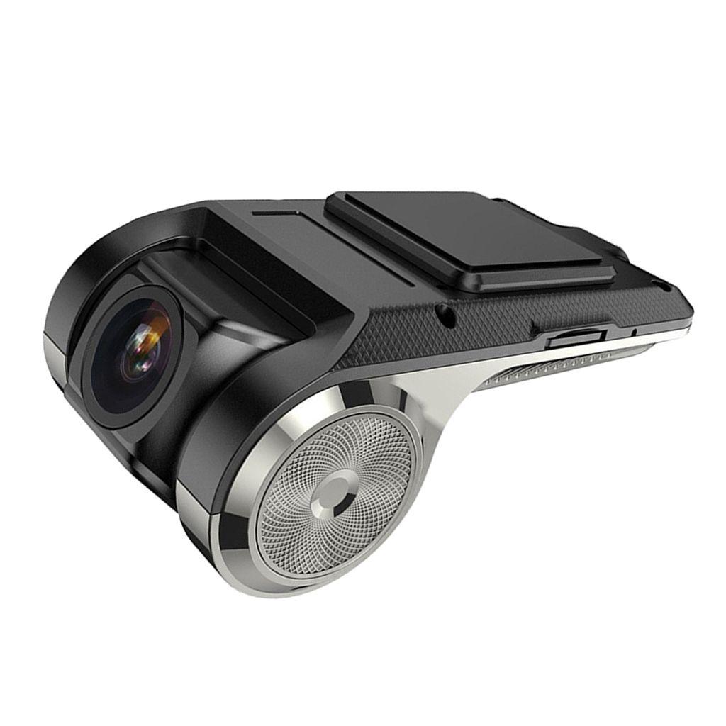 مصغرة DVR لا ضوء USB سيارة مسجلة لتعليم قيادة السيارات