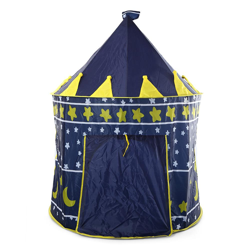 Kids Foldable Play House Portable Outdoor Indoor Toy Tent Castle Cubby Camping Traveling Sports Playhouses Waterproof