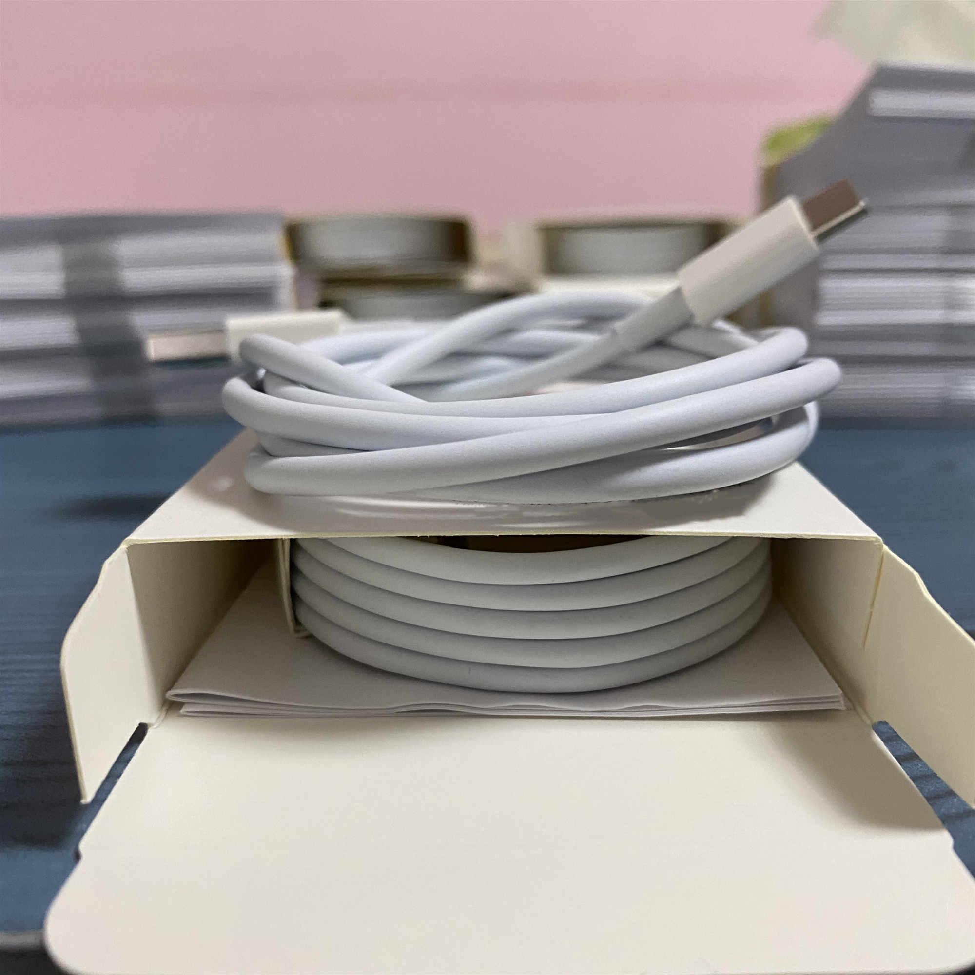 100pcs 6 generations Original OEM quality 1m 3ft 2M 6ft USB Data Sync Charge phone Cable With retail package NEW2019