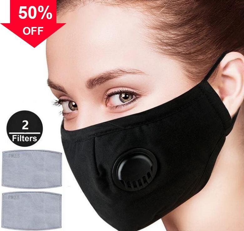 Polen Alerjisi Kirliliği EN149 Yıkanabilir Neopren Running maskesi Ağaç 83bLa Gerçek K tam yüz Filtreler