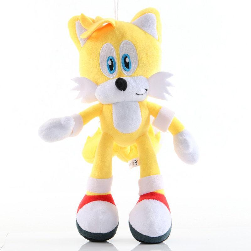 2020 28cm Sonic Plush Toys Sonic The Hedgehog Stuffed Animals Dolls Hedgehog Sonic Knuckles The Echidna Stuffed Animals Plush Toys Kids Gift From Maigetrading 4 53 Dhgate Com