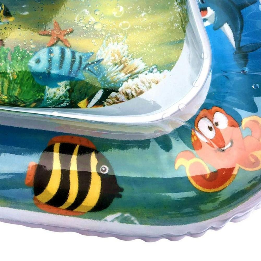 2020 New Hot Sale Inflatable Baby Water Mat Fun Activity Play Center for Children & Infants For Wholesale