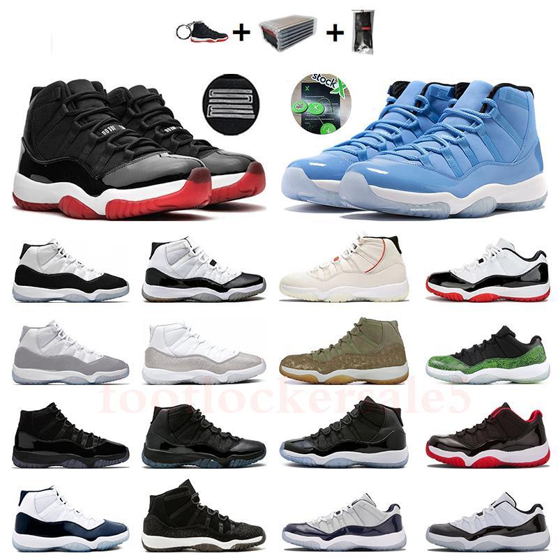 2020 New pantone Hommes Nike Air Max Vapor Jordan 11 chaussures de basket-ball 11s UNC Bred Noir Concord 45 Win Gamma Comme 96 Femmes Baskets sport Chaussures de sport avec boîte
