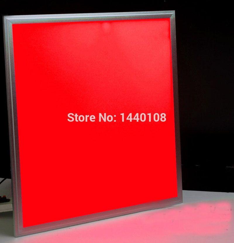 Durch Dhl 600x600 LED Instrumententafel-Leuchte 36w Rgb Multi Farbe führte Downlight mit Garantie 3 Jahre CER RoHS Freies Verschiffen