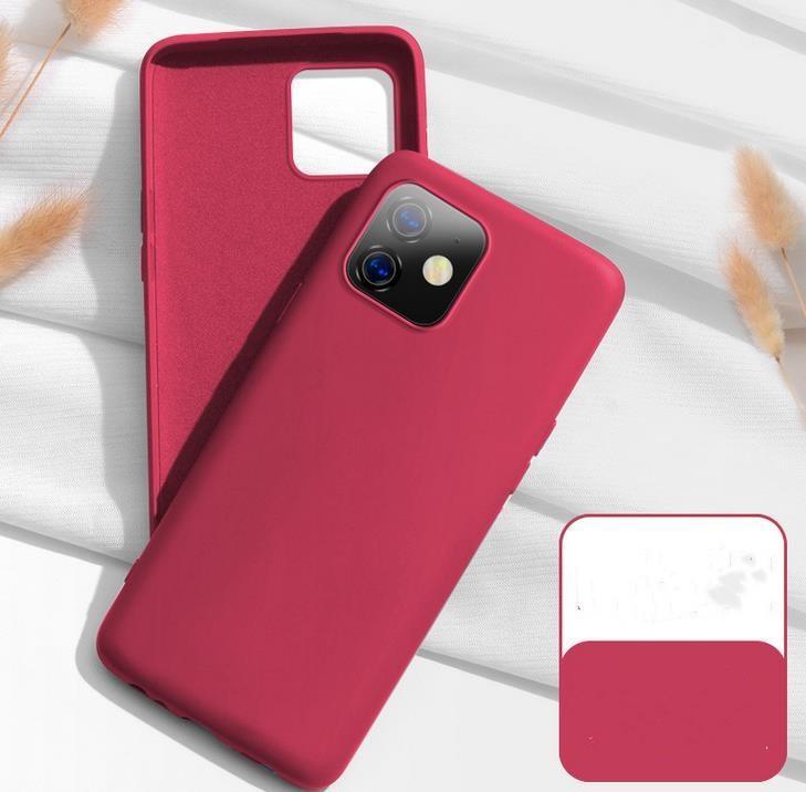 Для iPhone 11 Pro Max Xs XR X 8 7 6 Plus сотового телефона чехол Soft TPU противоударного Cover