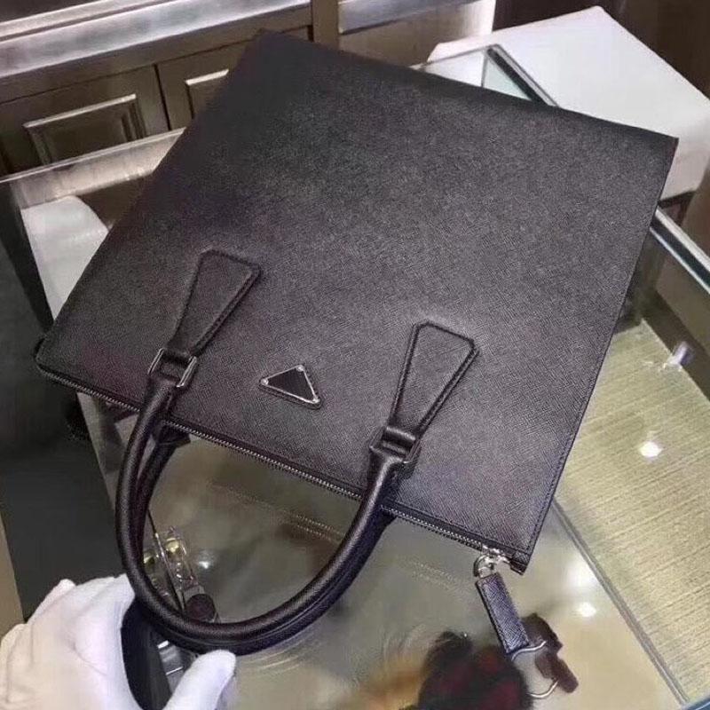 uomini di modo nuova borsa in pelle atmosfera top designer di lusso high-end e singolo sacchetto di spalla degli uomini nobili di temperamento NB: 7010-2