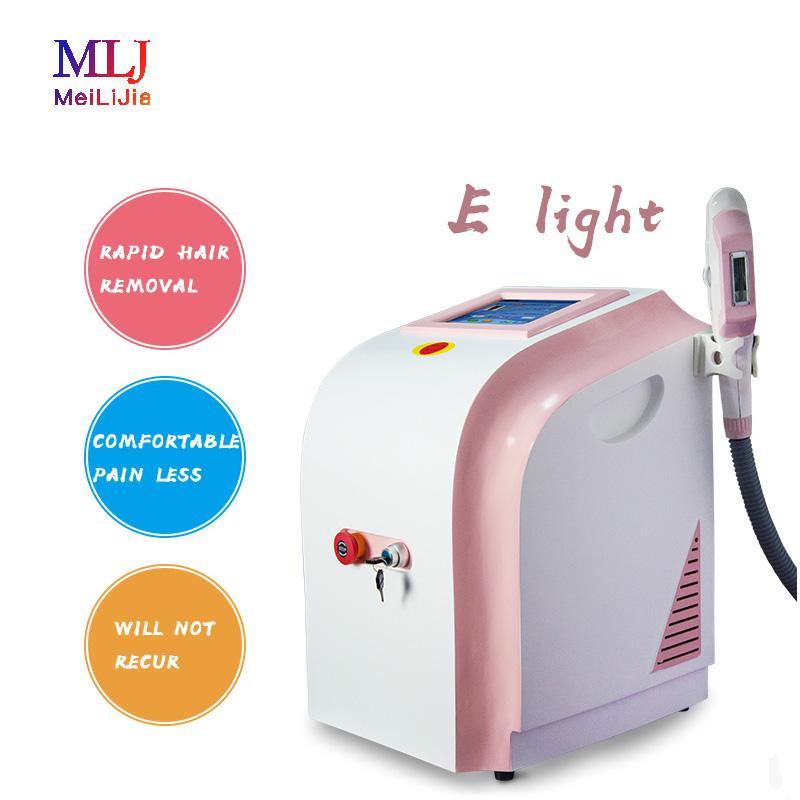 La depilación láser profesional portátil 360Magneto-óptico de la máquina del pelo del IPL SHR E-Luz rápida con eficacia sin dolor