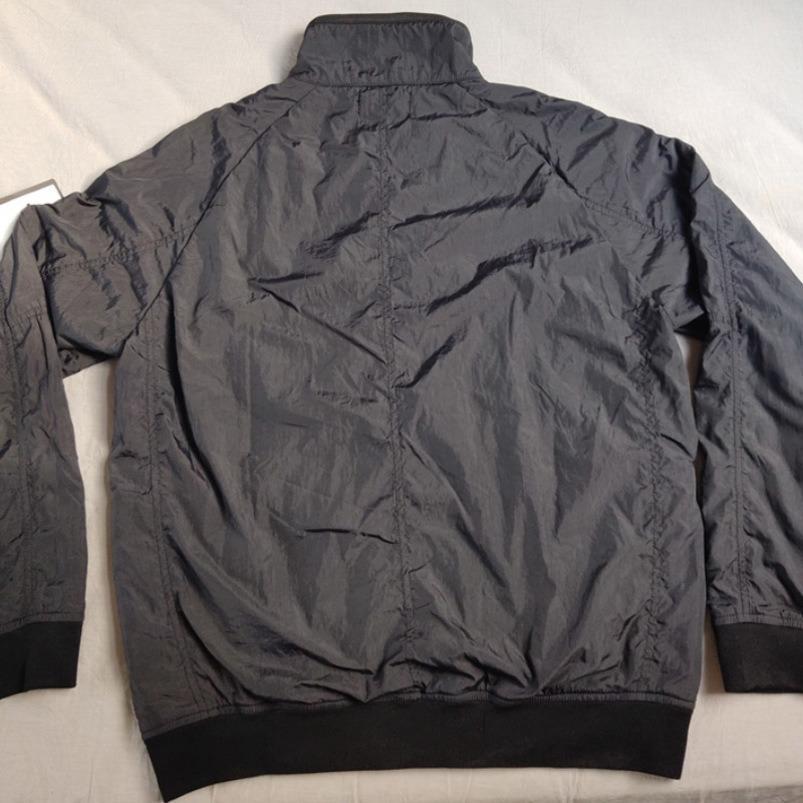 19SS 40930 jaquetas homens estilista CRINKLE REPS Waterproof JACKETS SOFT SHELL-R TOPST0Y OuterwearXEKW