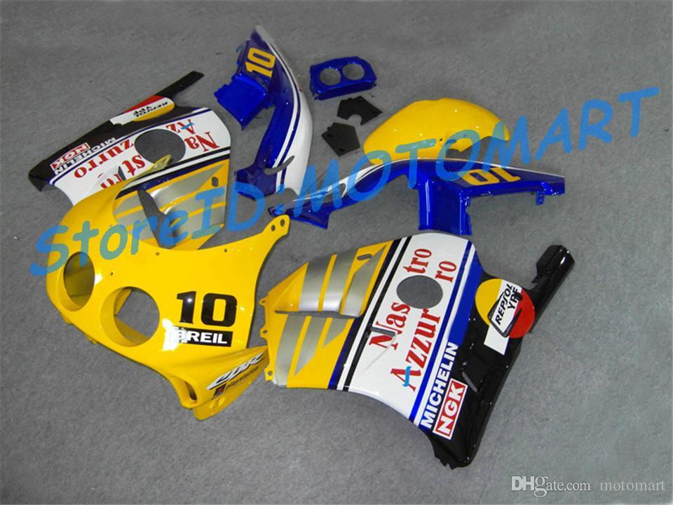 ABS Injection For HONDA CBR 250RR CBR250RR 94 -99 MC19 MC22 250 CBR250 RR 1994 1995 1996 1997 1998 1999 Fairing HOA28