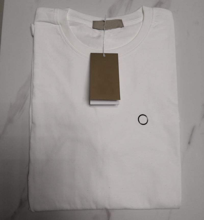 100% Baumwolle-Mode-Männer-T-Shirt beiläufige Sommer-Herbst-Tops T-Shirts Männer Frauen Paare Mann Hip Hop-T-Shirts Top Kurzarm T-Shirts