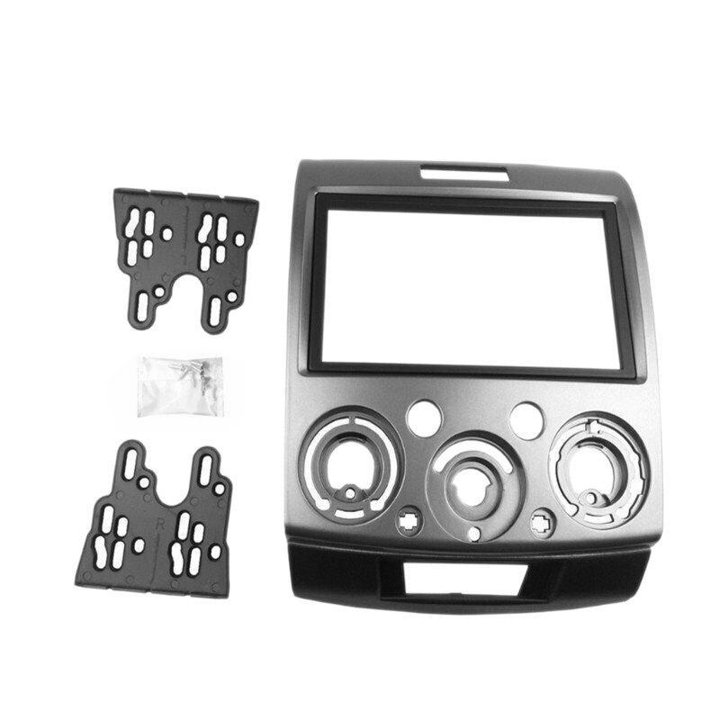 Everest guardabosques BT-50 Car Audio 2Din Cuadro de navegación Panel de Modificación panel del coche DVD fajas de radio estéreo