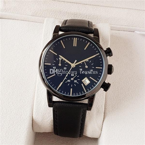 mostrador luminoso grande 52MM marcação de aço relógio calendário INVICTA esportes dos homens venda quente Royal Oak quartzo