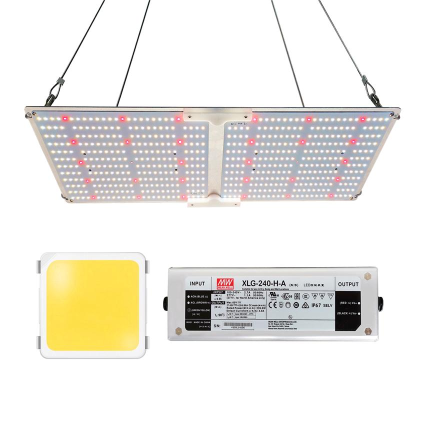 Quantum plate light Grow Lights bloomveg big Discount v2 board v4, Led Board Samsung lm301b Red Led Grow Light for Indoor Plant