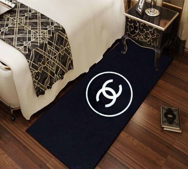 Гостиная Коврики Ковры Printed Одеяло прикроватный коврик и Эркер Ковер Комфортные Ковры для дома украшения
