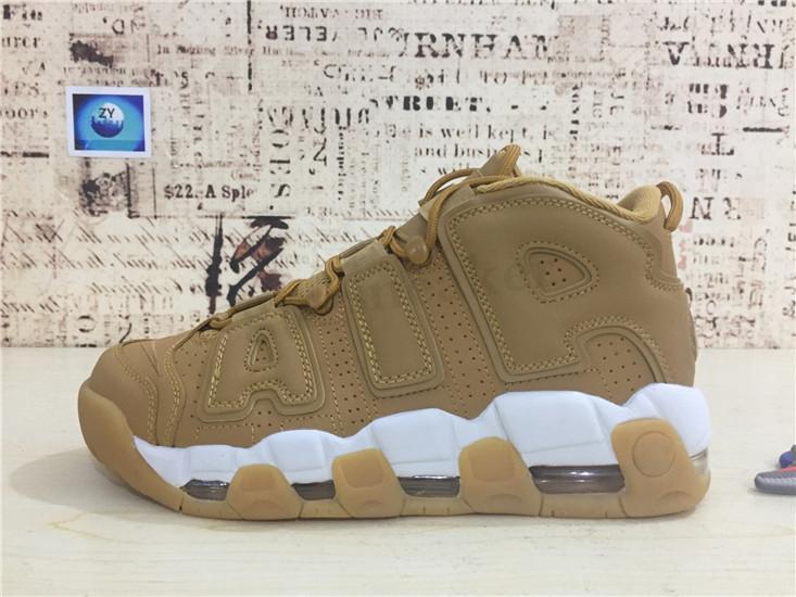 Nike Air More Uptempo 96 2019 новые более скоростные версии QS мужской баскетбол обувь 3М ритмично Чикаго Скотти Пиппен спортивные кроссовки размер 40-46 WR03
