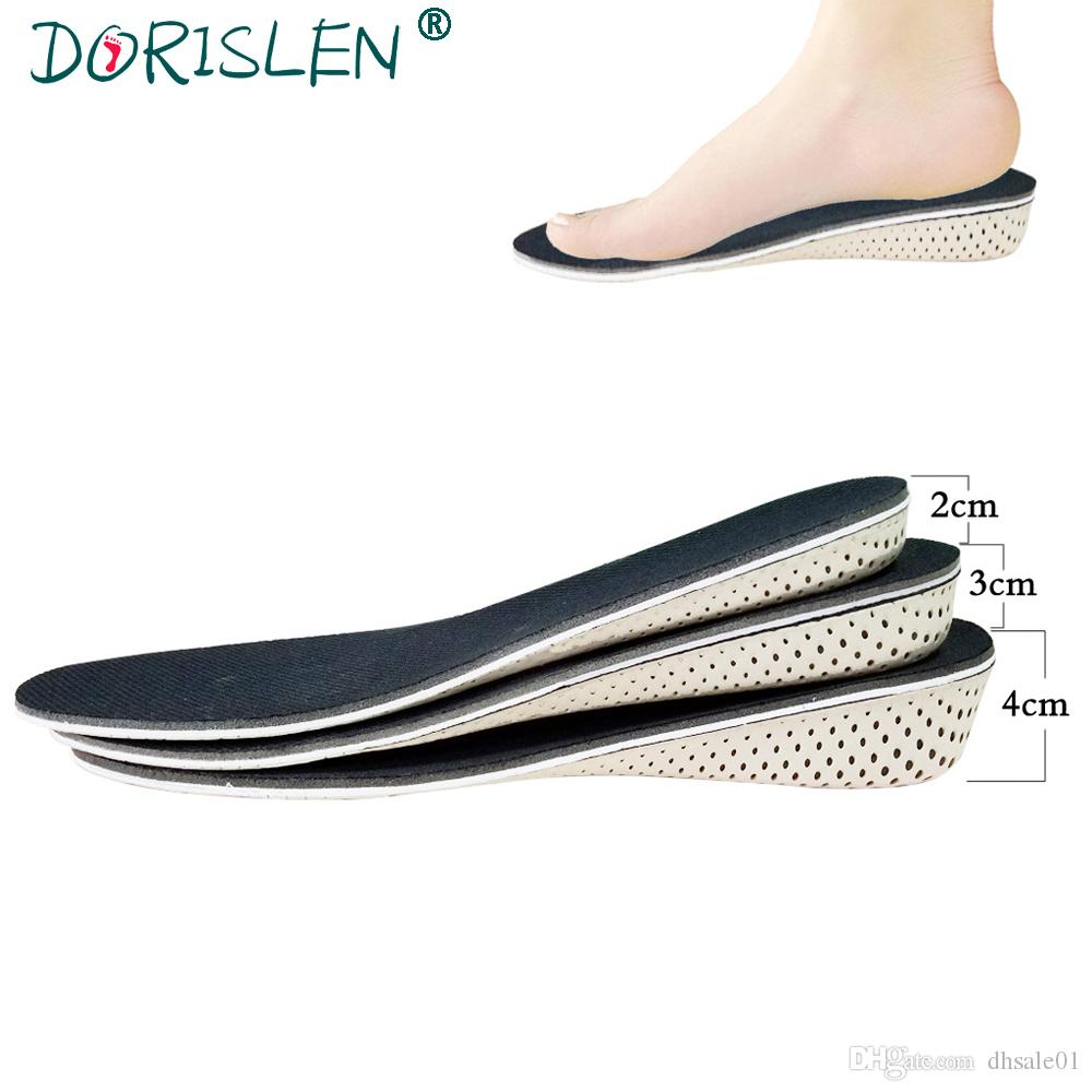 Invisible Height Increased Insoles  2cm// 3cm// 4cm