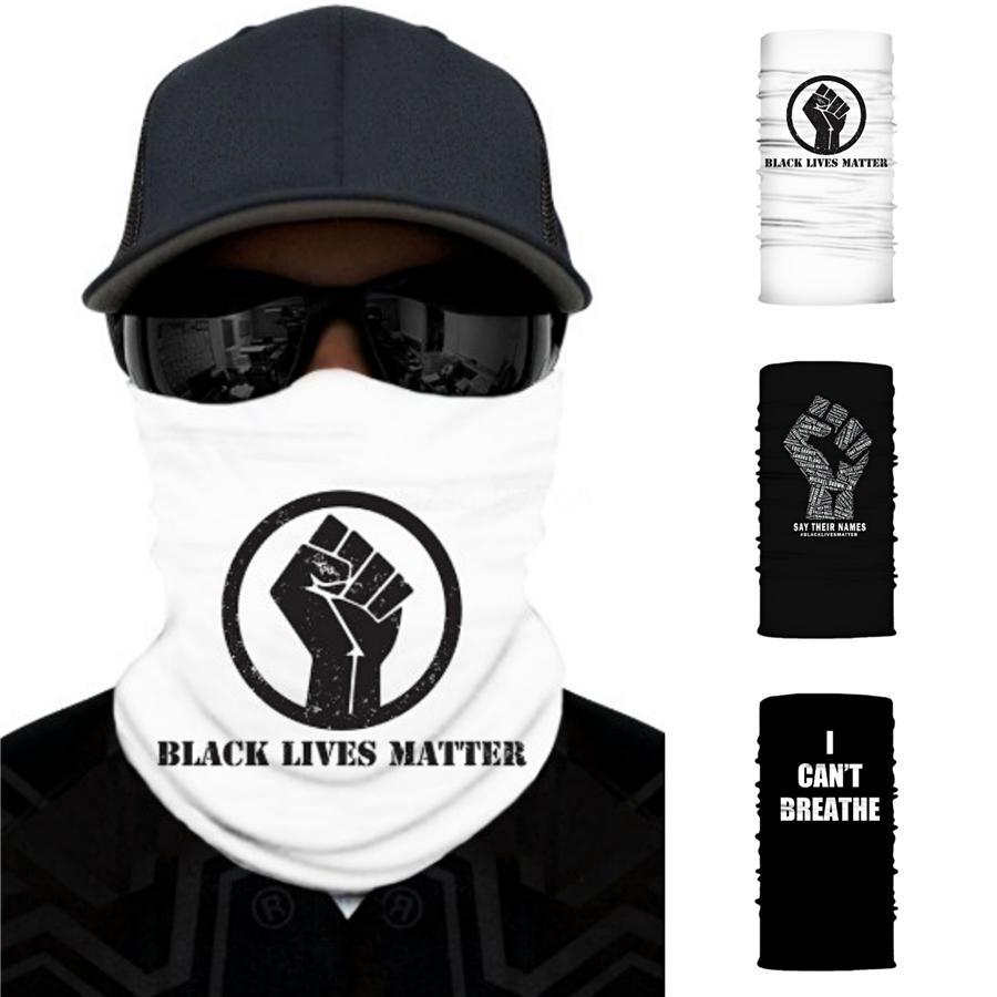 I Cant atmen! Versand Mode-Hals-Gamasche Multi-Purpose Schal Bandanas mit Druckfilter Frauen Männer Outdoor Sport Schutz Gesicht # QA7