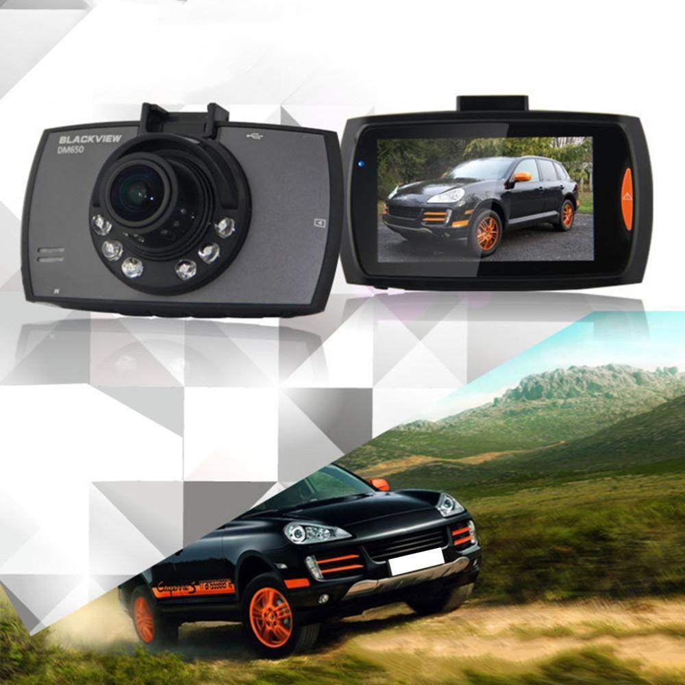 الجديدة 2.4 بوصة DVR G30 HD 1080P كاملة لتعليم قيادة السيارات كاميرا فيديو ومسجلات Dashcam مع تسجيل حلقة الحركة للرؤية الليلية G الاستشعار
