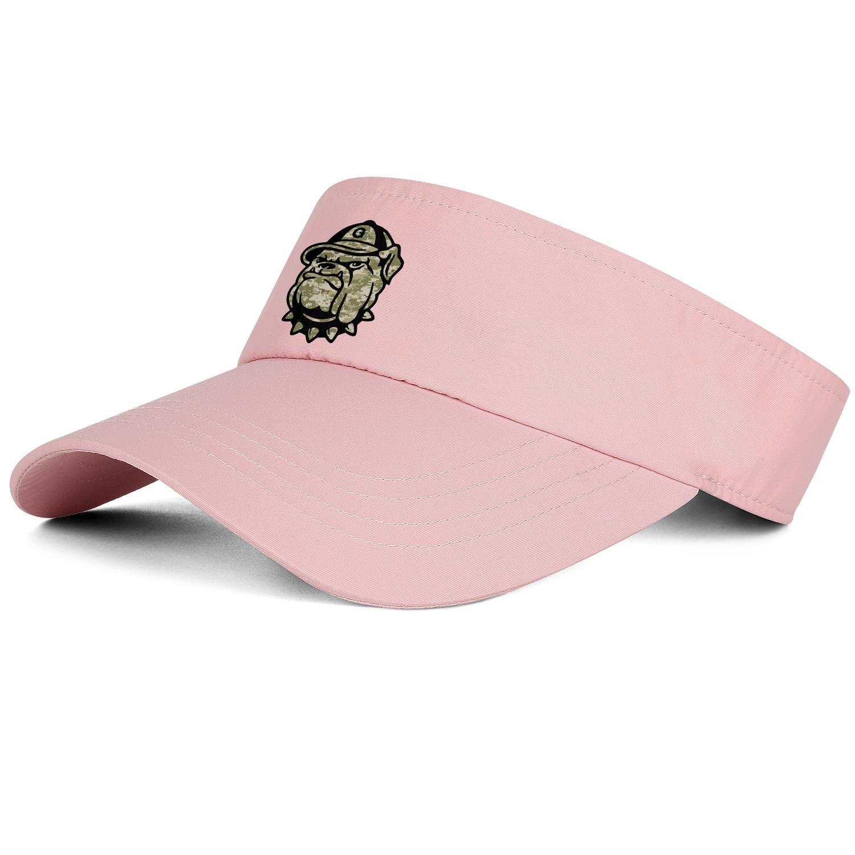 1Georgetown Hoyas basketball camouflage logo black donna tennis cappello baseball design personalizzato cappello design te stesso moda baseball
