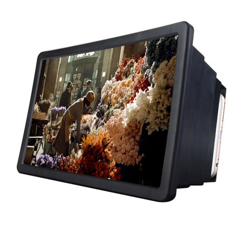 Nouvel écran Mode Portable 3D Vidéo Agrandir Smartphone Magnifier Amplificateur universel
