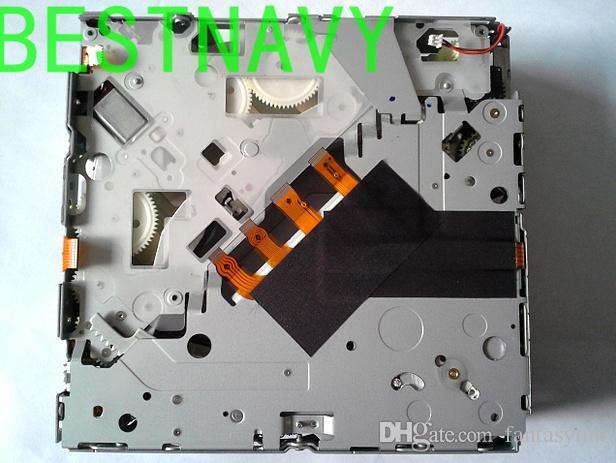 100% New Matsushita 6 mecanismo de CD / DVD changer 19Pin para Mercedes COMAND APS NTG3 Harma W221 W204 S Classe Navegação GPS