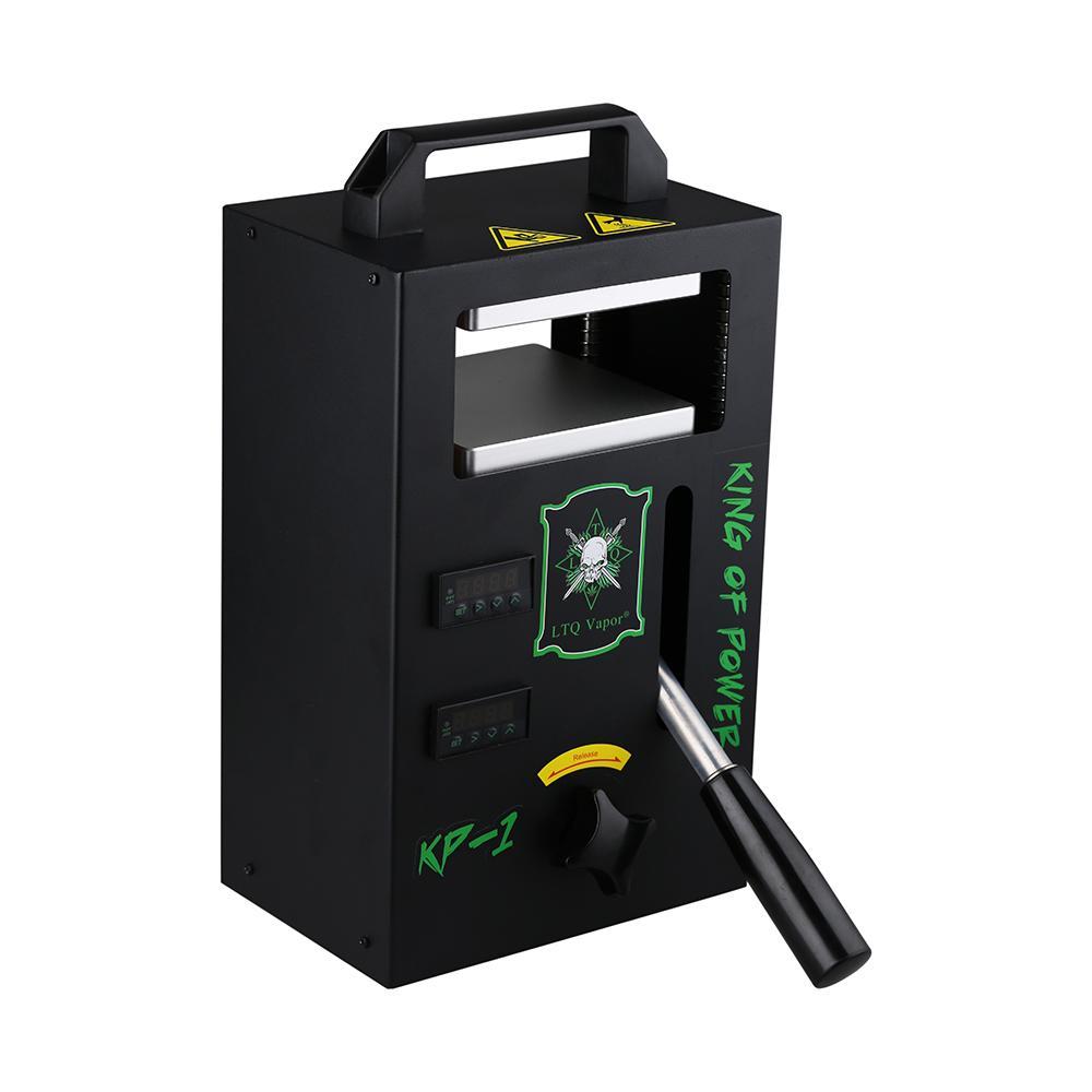 Rosin-Presse-Maschine KP1 LTQ Vapor KP1 Wax DAB Squeezer Temperatur Einstellbare Extrahierung Tool Kit Presser mit 4 Tonnen DHL