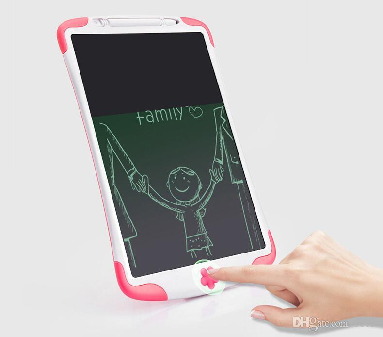 Tavola da Colorare Portatile da 8,5 pollici LCD Tablet da scrittura digitale Scrittura a mano Notepad Blocco da disegno Pad Bambini Regalo per bambini