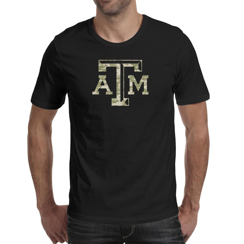Mens Printing Texas A M Aggies Football Logo Black T Shirt Design Awesome Superhero Shirts American Gold Gay Pride Rainbow Logo Round Movie T Shirts Men Shirt From Hestyle 12 18 Dhgate Com