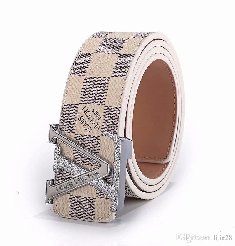 Ceinture en cuir à la mode, boucle de ceinture à boucle plate, design classique, mâle, femelle, haute qualité nouvelle ceinture hommes, livraison gratuite de ceinture