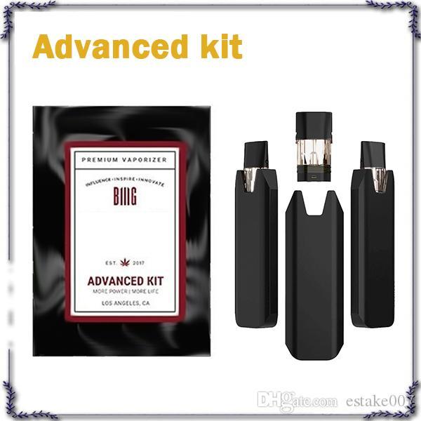 Hot stiizy kit avanzato Premium vaporizzatore 550mAh spirito batteria USB kit di cavi di avviamento ricaricabile Vs Suorin Novo Nord Baccelli Vmod Vgod Stig