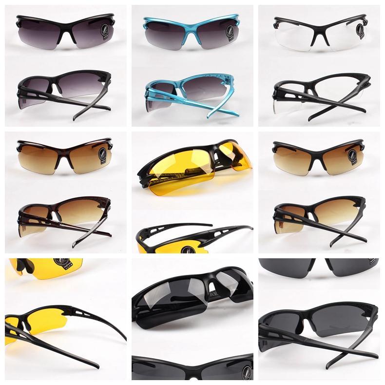 Driving Bike Sunglasses Sunglasses Riding Cycling Sunglass Sports Outdoor Eyeglasses Fashion Beach Eyewear Summer Glasses Sunglasse ZYQD5346