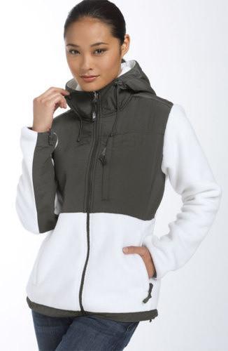 패션 -2018 여성 양털 북쪽 봄과 여름 새로운 편안한 따뜻한 야외 레저 여성 후드 얼굴 양털 재킷 lianmao 1715