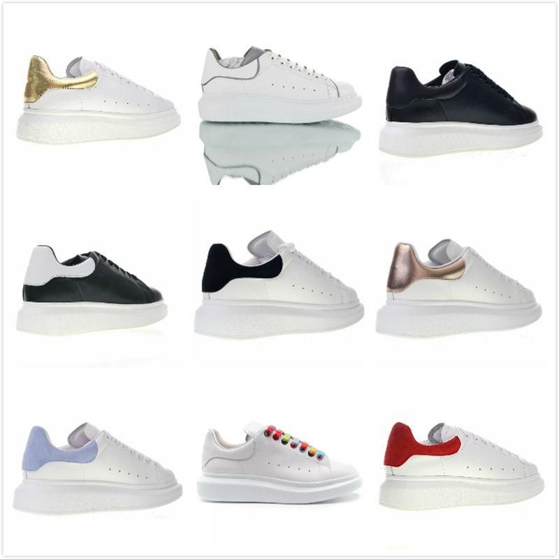 المرأة أحذية رياضية الرجال المدربين المخملية جلد الذيل أحذية سميكة أسفل أحذية عارضة الازياء أفضل جودة