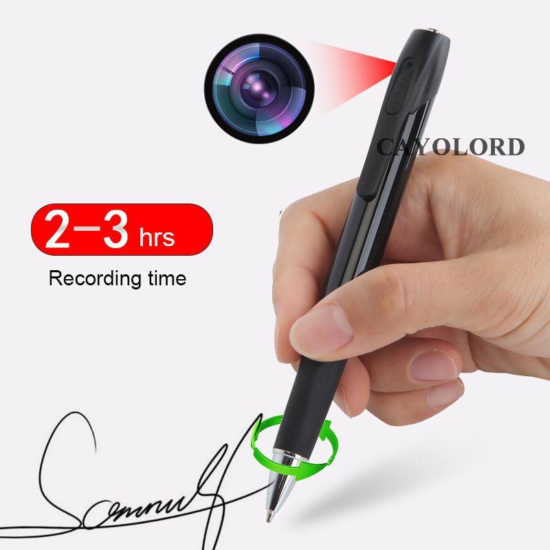 1080P Voice Video Audio Photo Recording Pen Recorder Mini HD Camera Mini DV DV Security Camcorder