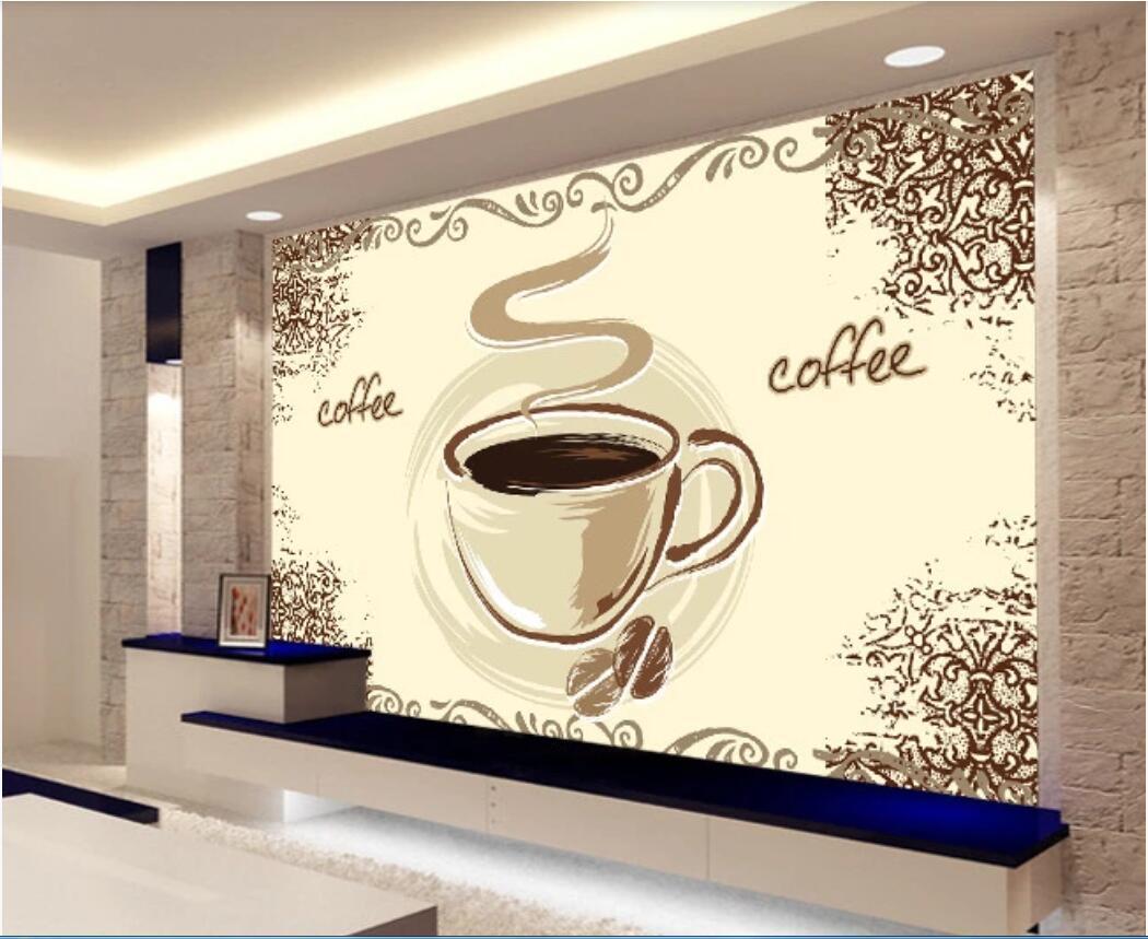 3d papel de parede personalizado foto mural de TV café fundo papel de parede Europeia para paredes 3 d