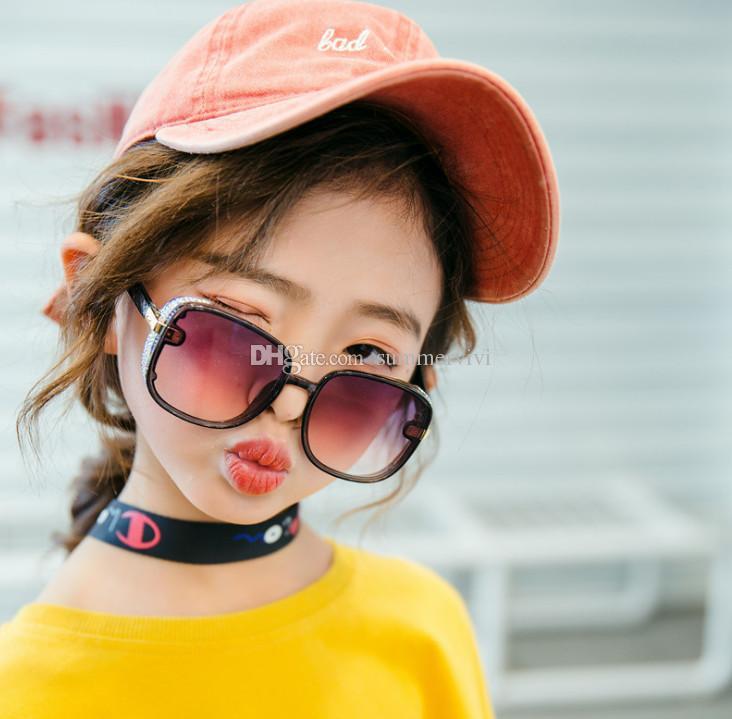 Children Sunglasses Girls Fashion Eyewear Outdoor Shades Sunglasses UV400