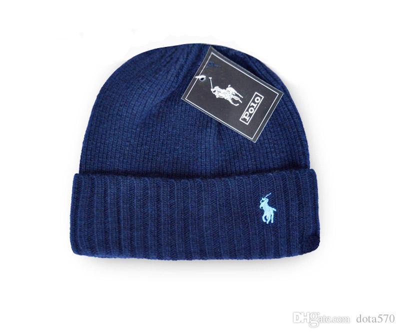 Fashion Men Autumn Winter Warm Hip Hop Fleece Beanie Ski Hat Outdoor Casual Cap