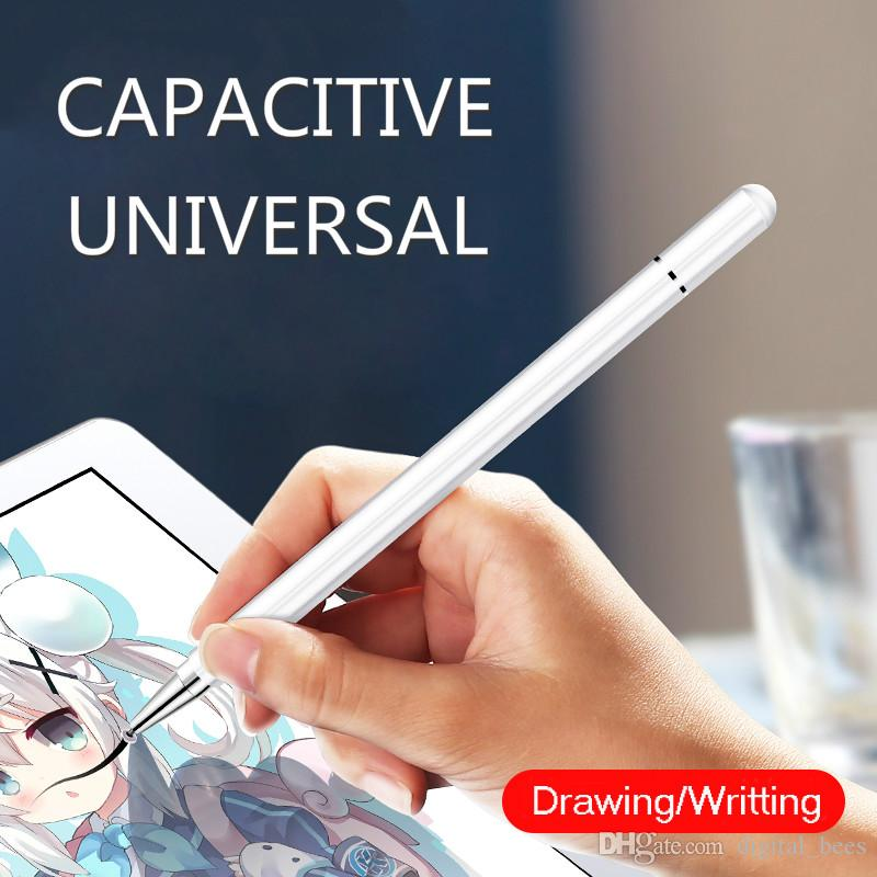 Capacitive Stylus Pen Passive Touch Pen For Ipad Pencil Air 4 5 6 Pro 11 9.7 10.5 12.7 Mini 5