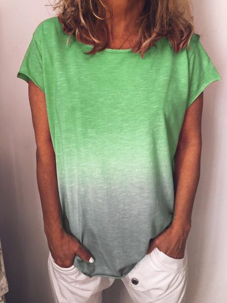 dR4eR 2019 arcobaleno di pendenza del cappotto stampa delle donne lungo corto 2019 delle donne arcobaleno Coat T-shirt top di pendenza della stampa T-shirt manica lunga manic