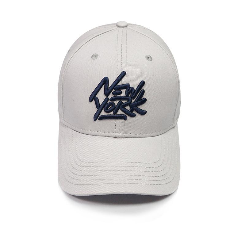 Marke Gezeiten Hut Männer und Frauen der Baseballmütze Schirmmütze für rundes Gesicht einfachen Buchstaben geformt Hardtops Kauf