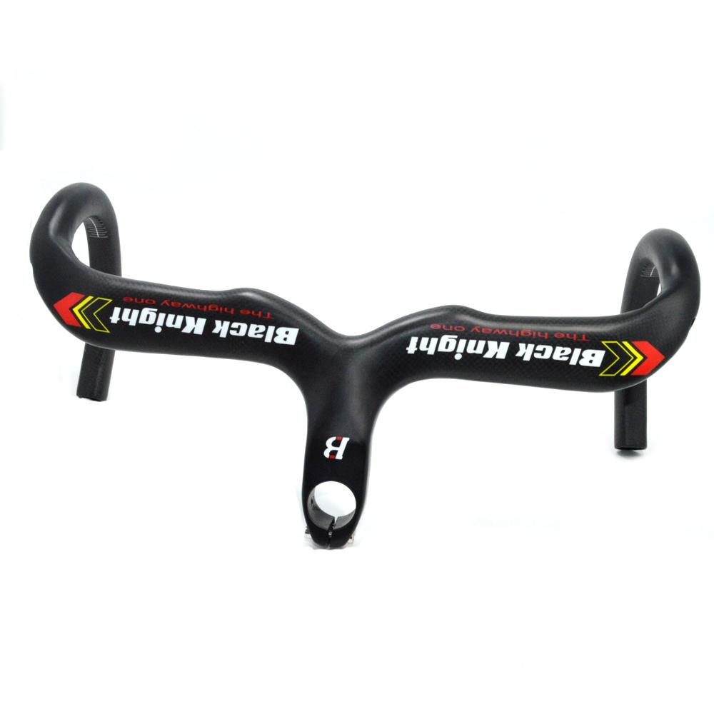 TOOK Carbon fibre Road Bike Bicycle Racing Drop Integrated Bar Stem Handlebar