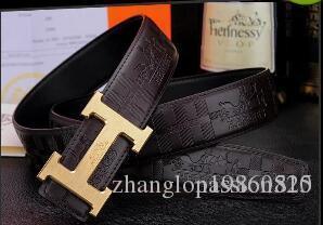 2020 Cinturón de los diseñadores para hombre Cinturones Cinturones Cinturón Los diseñadores de la serpiente de la correa de lujo para mujer Cinturones de cuero del negocio de Big hebilla de oro A31