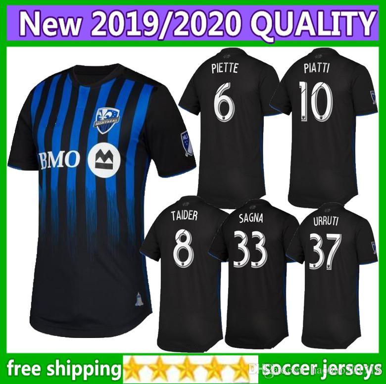 2019 New 2019 2020 Montreal Impact Soccer Jersey 19 20 Thai Quality Piatti Drogba Edwards Football Shirt From Haohao201718 16 11 Dhgate Com