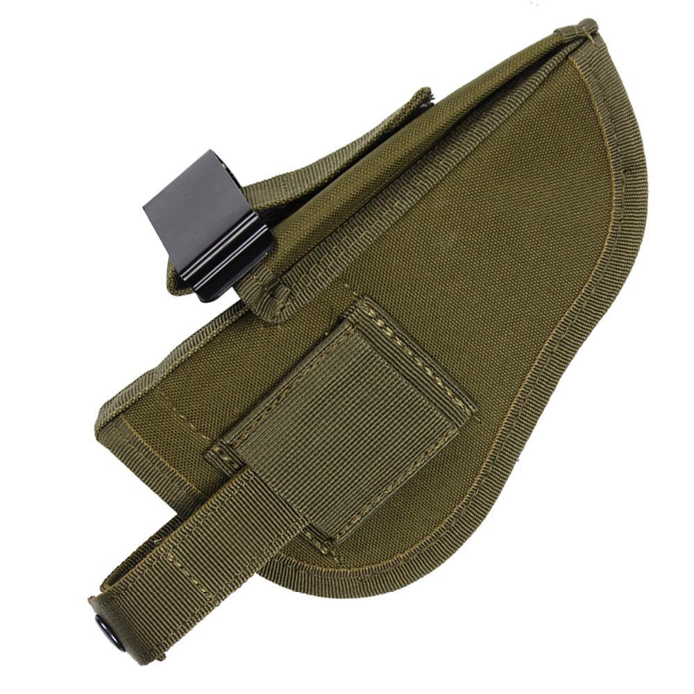 مسدس حزام مسدس الحافظة التكتيكي الخصر بندقية الحافظة اليد بندقية حامل الحقيبة