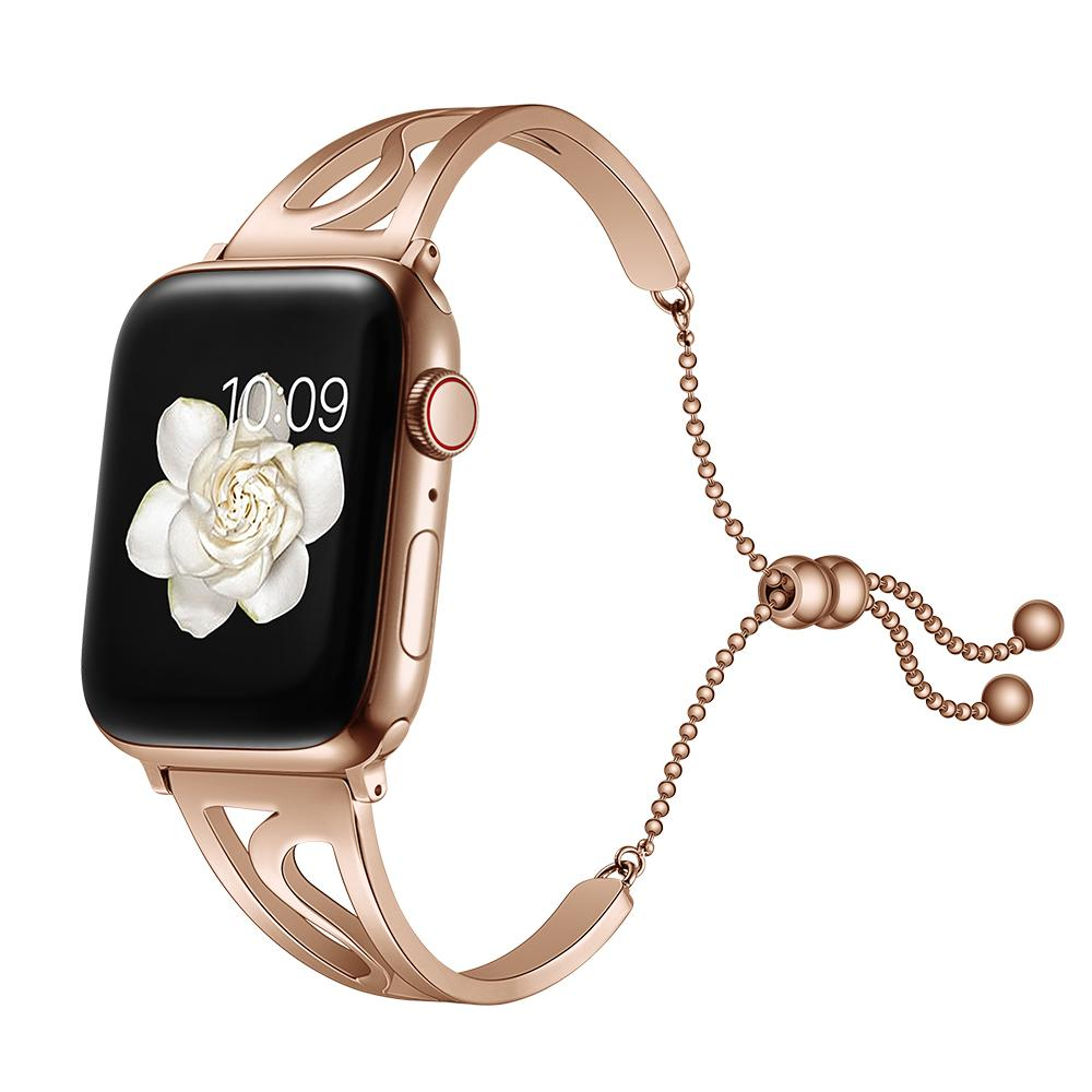 Didi Strap For Apple Watch 4 44mm Strap For Iwatch Series 4 Band Rose Gold Metal Buckle Pulseira For Apple Watch Bands 42mm 38mm Nato Watch Band Leather Watch Band Replacement From