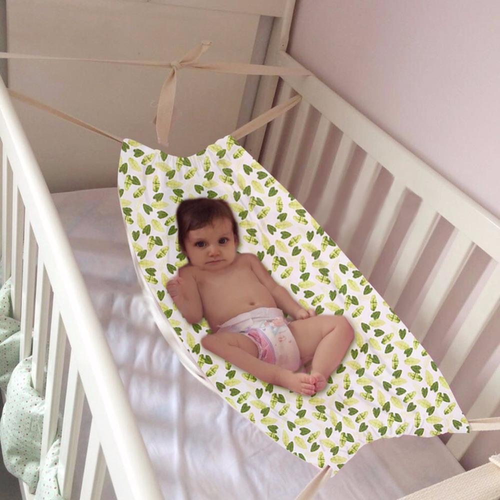 Детские Съемная Портативный складной кроватки Гамак Новорожденных младенцев Детская кровать Спать в помещении постельного белья Детские постельные принадлежности в номере кровать Гамак Открытый Ga